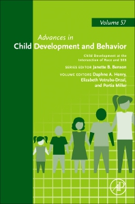 Cover image for Child Development at the Intersection of Race and SES