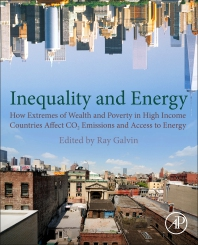 Inequality and Energy - 1st Edition - ISBN: 9780128176740
