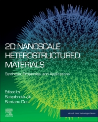 Cover image for 2D Nanoscale Heterostructured Materials
