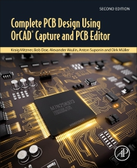 Cover image for Complete PCB Design Using OrCAD Capture and PCB Editor