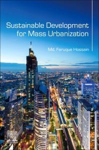Sustainable Development for Mass Urbanization - 1st Edition - ISBN: 9780128176900