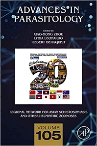 Cover image for Regional Network for Asian Schistosomiasis and Other Helminthic Zoonoses