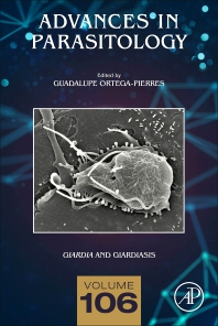 Cover image for Giardia and Giardiasis