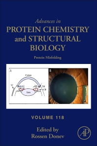 Cover image for Protein Misfolding