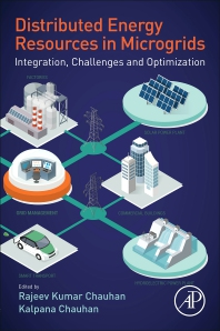 Cover image for Distributed Energy Resources in Microgrids