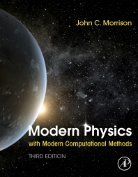 Cover image for Modern Physics with Modern Computational Methods