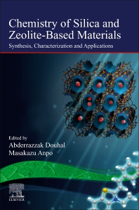 Cover image for Chemistry of Silica and Zeolite-Based Materials