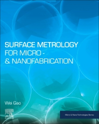 Cover image for Surface Metrology for Micro- and Nanofabrication