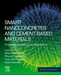 Cover image for Smart Nanoconcretes and Cement-Based Materials