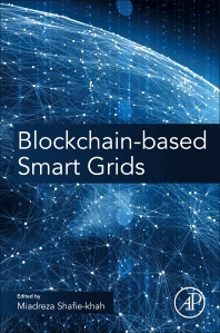 Cover image for Blockchain-Based Smart Grids