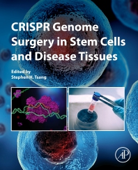 Cover image for CRISPR Genome Surgery in Stem Cells and Disease Tissues