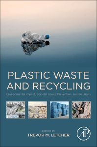 Cover image for Plastic Waste and Recycling