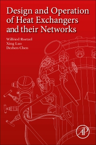 Cover image for Design and Operation of Heat Exchangers and their Networks