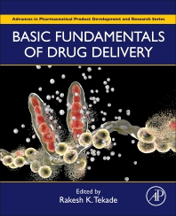Basic Fundamentals of Drug Delivery - 1st Edition - ISBN: 9780128179093