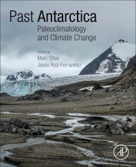 Cover image for Past Antarctica
