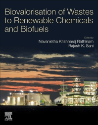 Cover image for Biovalorisation of Wastes to Renewable Chemicals and Biofuels
