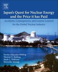 Cover image for Japan's Quest for Nuclear Energy and the Price It Has Paid