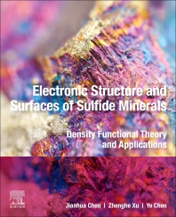 Cover image for Electronic Structure and Surfaces of Sulfide Minerals