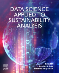 Cover image for Data Science Applied to Sustainability Analysis