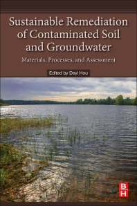 Cover image for Sustainable Remediation of Contaminated Soil and Groundwater