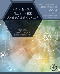 Cover image for Real-Time Data Analytics for Large Scale Sensor Data