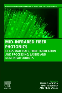 Cover image for Mid-Infrared Fibre Photonics