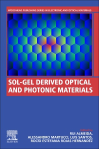 Cover image for Sol-Gel Derived Optical and Photonic Materials