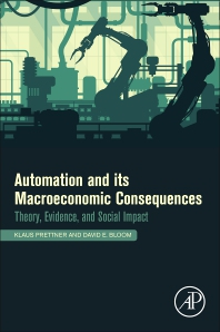 Cover image for Automation and its Macroeconomic Consequences