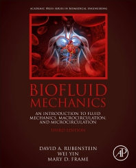 Cover image for Biofluid Mechanics