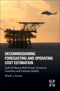 Cover image for Decommissioning Forecasting and Operating Cost Estimation