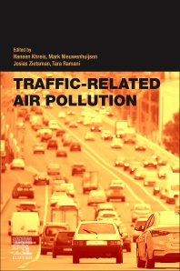 Cover image for Traffic-Related Air Pollution