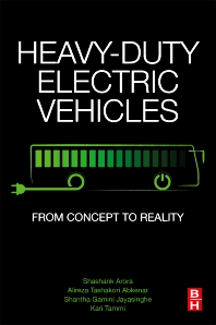 Cover image for Heavy-Duty Electric Vehicles