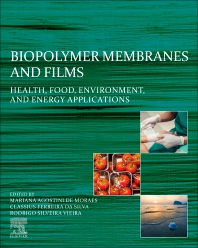 Cover image for Biopolymer Membranes and Films