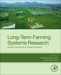 Long-Term Farming Systems Research - 1st Edition - ISBN: 9780128181867, 9780128181874