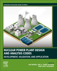 Cover image for Nuclear Power Plant Design and Analysis Codes