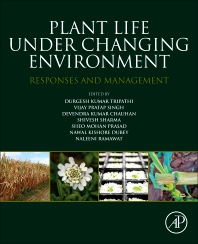 Cover image for Plant Life under Changing Environment