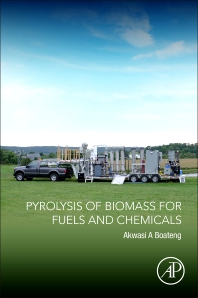 Pyrolysis of Biomass for Fuels and Chemicals - 1st Edition - ISBN: 9780128182130