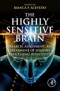 Cover image for The Highly Sensitive Brain