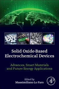 Cover image for Solid Oxide-Based Electrochemical Devices