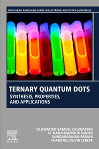 Cover image for Ternary Quantum Dots