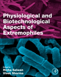 Cover image for Physiological and Biotechnological Aspects of Extremophiles