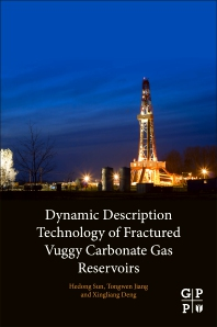Cover image for Dynamic Description Technology of Fractured Vuggy Carbonate Gas Reservoirs