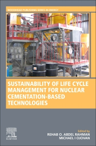 Cover image for Sustainability of Life Cycle Management for Nuclear Cementation-Based Technologies