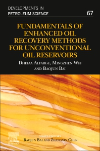 Cover image for Fundamentals of Enhanced Oil Recovery Methods for Unconventional Oil Reservoirs