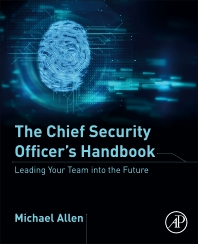 Cover image for The Chief Security Officer's Handbook