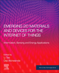 Cover image for Emerging 2D Materials and Devices for the Internet of Things