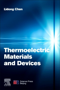 Cover image for Thermoelectric Materials and Devices