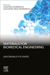 Cover image for Materials for Biomedical Engineering: Absorbable Polymers