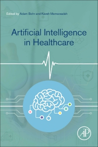 Cover image for Artificial Intelligence in Healthcare