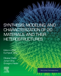Cover image for Synthesis, Modelling and Characterization of 2D Materials and their Heterostructures